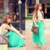 Yazlık elbiseler