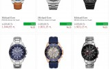 Michael Kors saat modelleri ve fiyatları