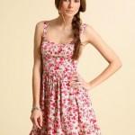 çiçekli Yazlık elbiseler