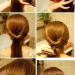 çocuk topuz saç modelleri nasıl yapılır