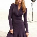 2013 Koton Kışlık Elbise Modelleri