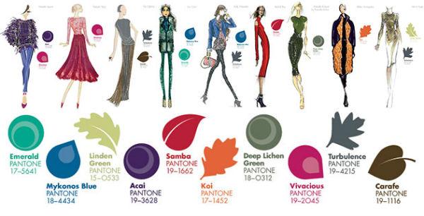 2014 kış modası renkleri