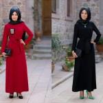 2016 tesettür elbise model ve modası