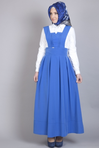 Armine 2013 Mavi Elbise
