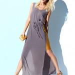 Batik 2014 YIrtmaçlı Elbise