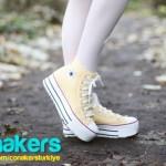 Conakers Desenli Ayakkabı