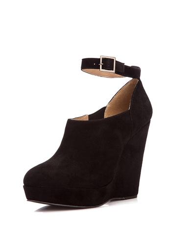Dolgu Topuk Ayakkabı Modası