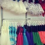 Kız çocukları için elbiseler