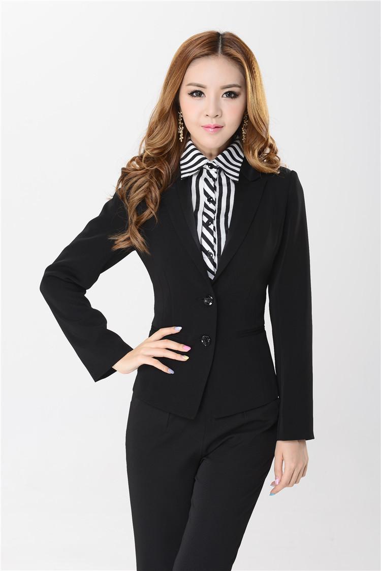 Bayan Takım Elbise Pantolonlu
