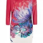 Roberto Cavalli Çiçek Desenli Elbise