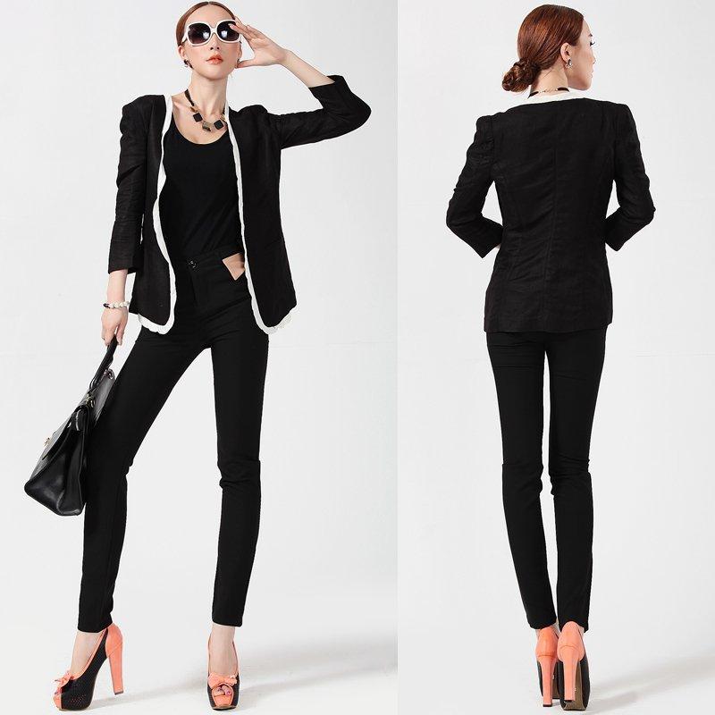 Siyah Bayan Resmi Giyim