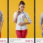 Tozlu Giyim gömlek modelleri