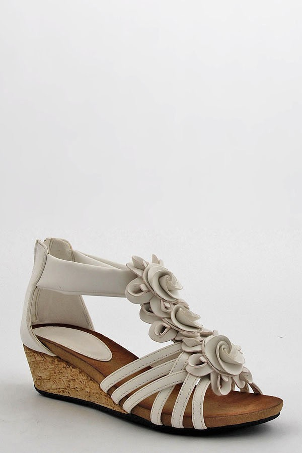 Ucuz Dolgu Topuk Ayakkabı