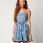 Yazlık Elbise Modelleri Genç 2014