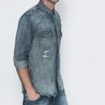 Zara 2013 kot gömlek modeli