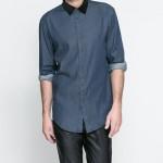 Zara kot erkek gömlek