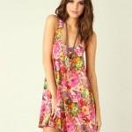 en güzel yazlık elbise modelleri