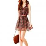 kısa Yazlık elbise modelleri
