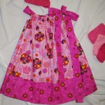 kumaş bebek elbise modelleri