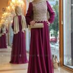 modanisa Tesettür abiye elbise