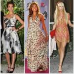modern çiçekli Yazlık Elbise Modelleri Genç