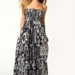 uzun Yazlık elbiseler