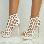 yüksek topuklu ayakkabı modelleri 2014
