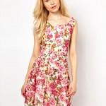 yazlık günlük elbiseler