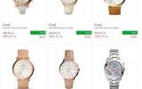 Fossil bayan saat modelleri ve fiyatları