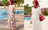 yazlık tesettür elbiseler