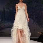Beyaz Önü Kısa Elbise