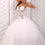 Prenses gelinlik 2013