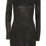 Roberto Cavalli Siyah Kısa Elbise