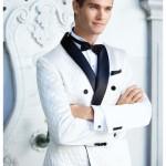 Sarar beyaz takım elbise