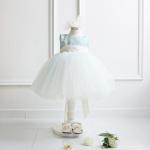 Tüllü Kabarık Çocuk Elbise