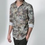Zara yeni moda erkek gömlek